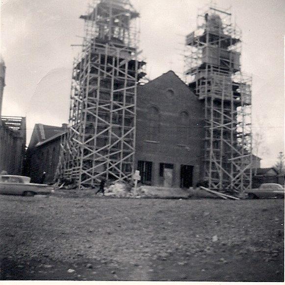 Third church build 3
