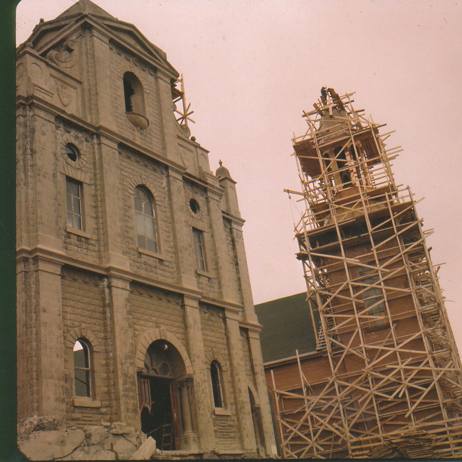 Third church build 4